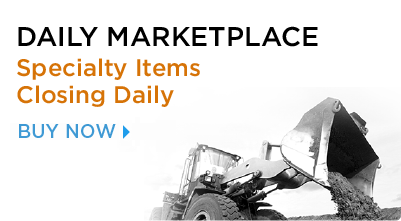 IronPlanet Daily Marketplace