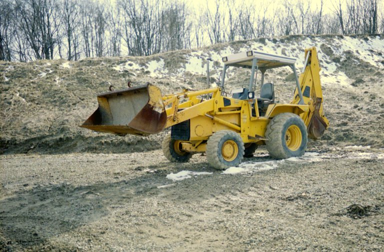 1988 JCB 1400B Backhoe Loader in Richfield, Ohio, United ... Jcb B Backhoe Wiring Diagram on