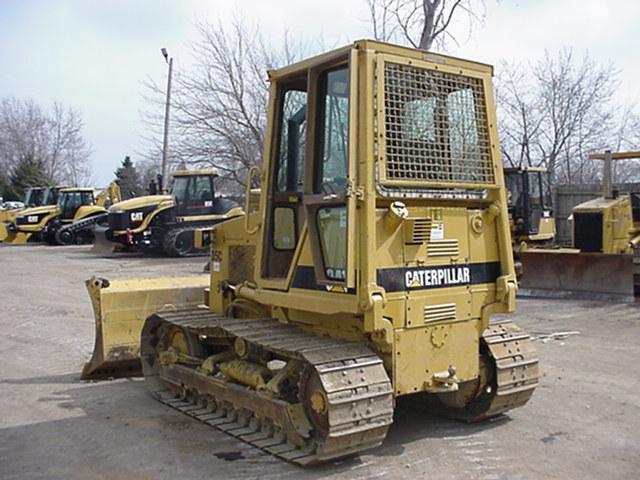 1993 Cat D5C Crawler Dozer in Portage, Michigan, United