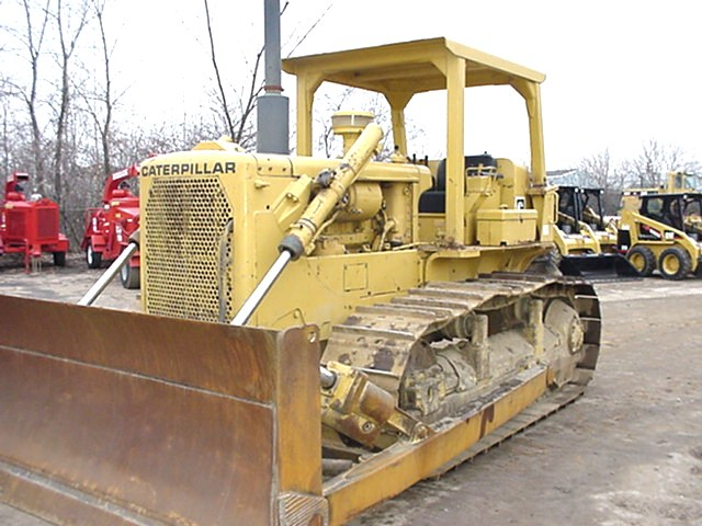 1971 Cat D6C Crawler Dozer in Portage, Michigan, United States