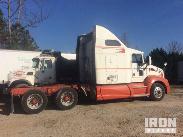 2011 Kenworth T660 T/A Sleeper Truck Tractor in Jefferson