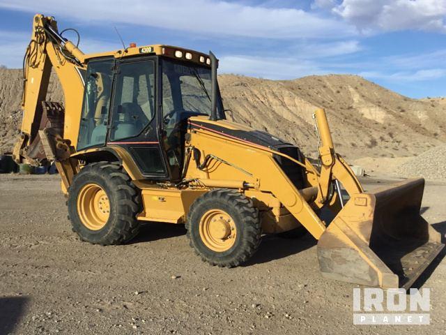 2005 cat 430d 4x4 backhoe loader in bullhead city arizona united rh ironplanet com