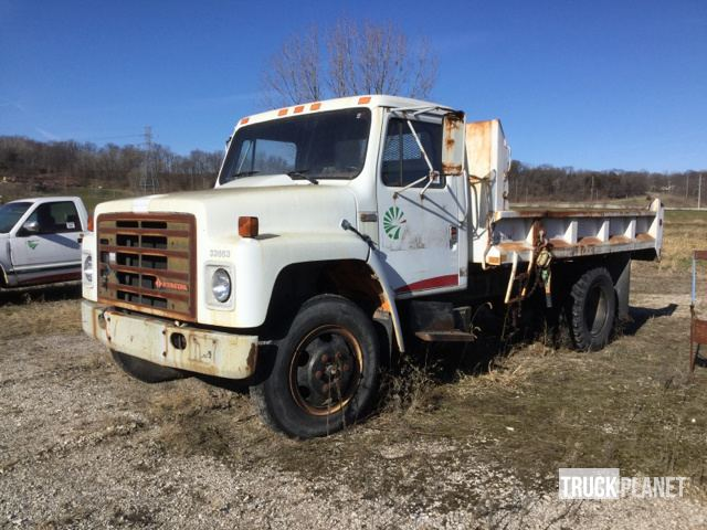 1989 International 1654 S A Dump Truck In Bartonville Illinois United States TruckPlanet Item 1196381