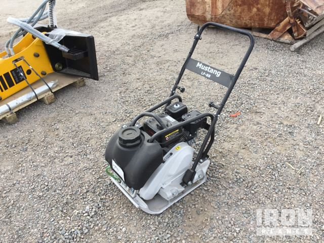 Mustang Lf 88 Vibratory Plate Compactor In Albuquerque New Mexico