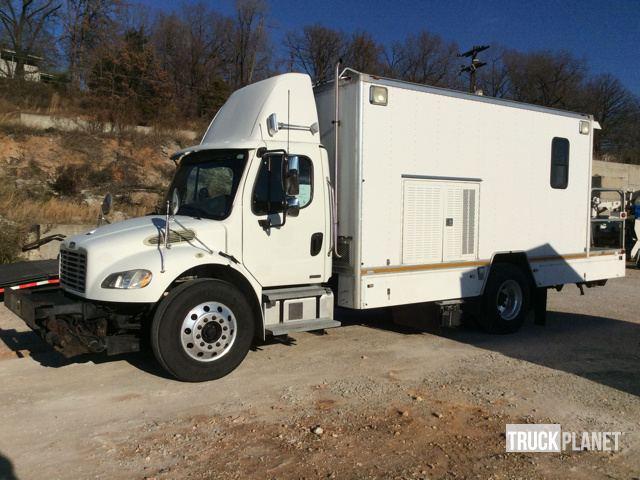 2010 Freightliner M2 106 Rail Inspection Truck in Harrison, Arkansas