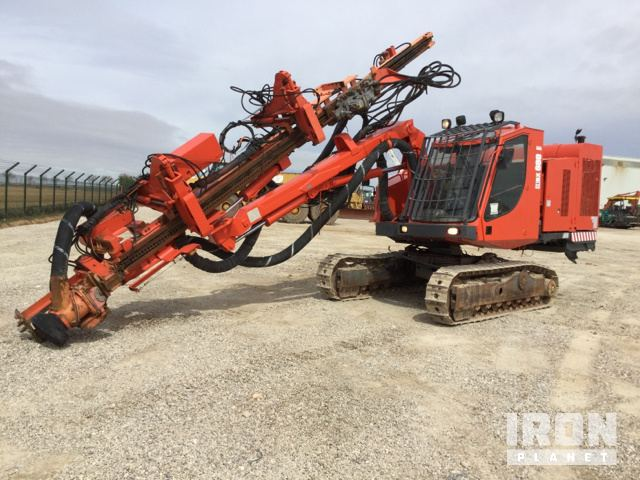 2011 Sandvik DX680 Crawler Mounted Blast Hole Drill in Ocana