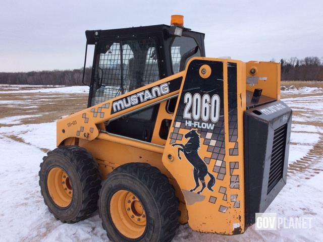 Surplus Mustang 2060 Skid-Steer Loader in Randall, Minnesota