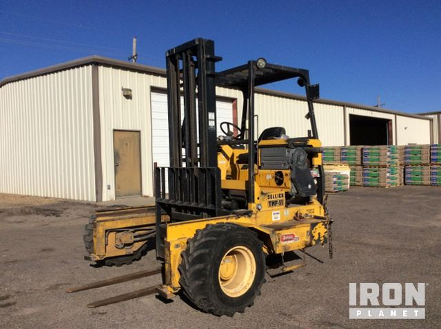 2006 sellick tmf55 truck mounted forklift in lubbock texas united rh ironplanet com