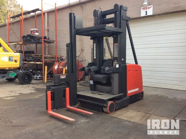 2006 Raymond SA-CSR 30T Electric Forklift in Colonial