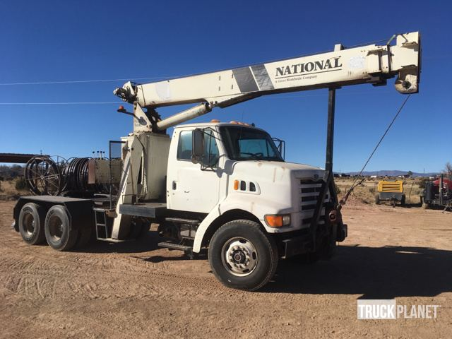 national 500c straight boom on 1998 ford lt8501 t a truck in rh ironplanet com