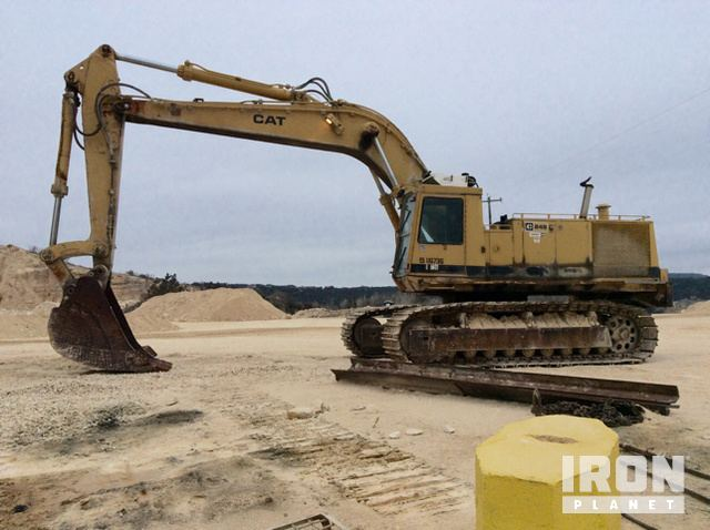 Cat 245 Track Excavator in Helotes, Texas, United States
