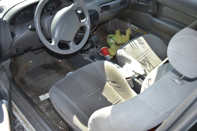 1999 Ford Escort ZX2 - DUI