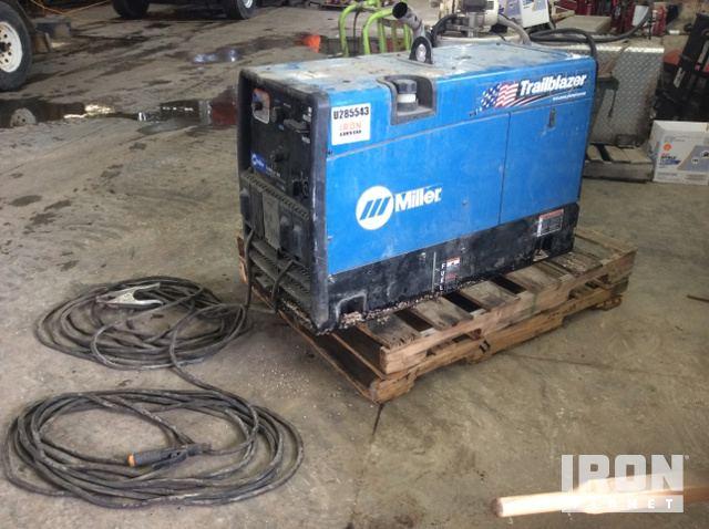 Miller Trailblazer 302 Engine Driven Welder in West Concord