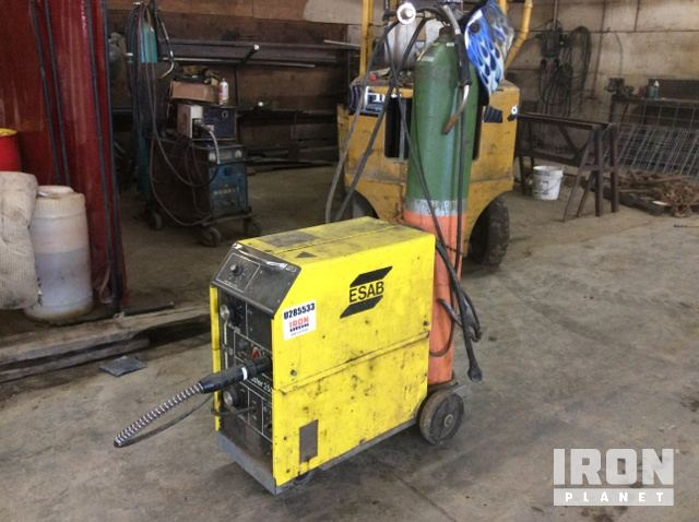 ESAB Migmaster 250 Electric Welder In West Concord