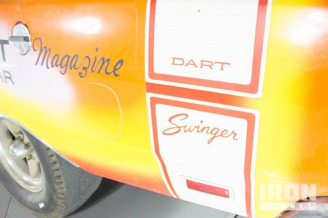 1969 Dodge Dart Swinger NHRA Stock Survivor in Punta Gorda