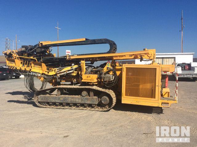 2013 Klemm KR 806-3D Crawler Mounted Tieback Drill in