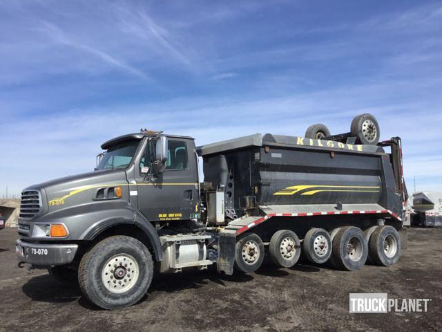 2007 Sterling LT9500 5 Axle Dump Truck in Bluffdale, Utah