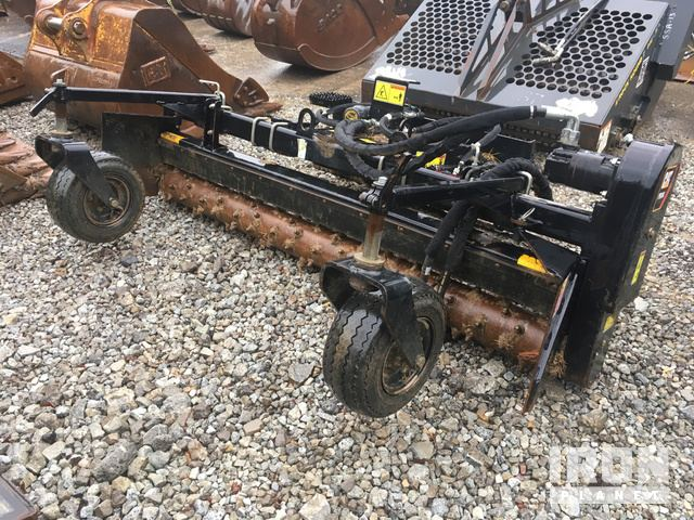2017 Paladin M6h 0022 Skid Steer Power Rake In Lubbock
