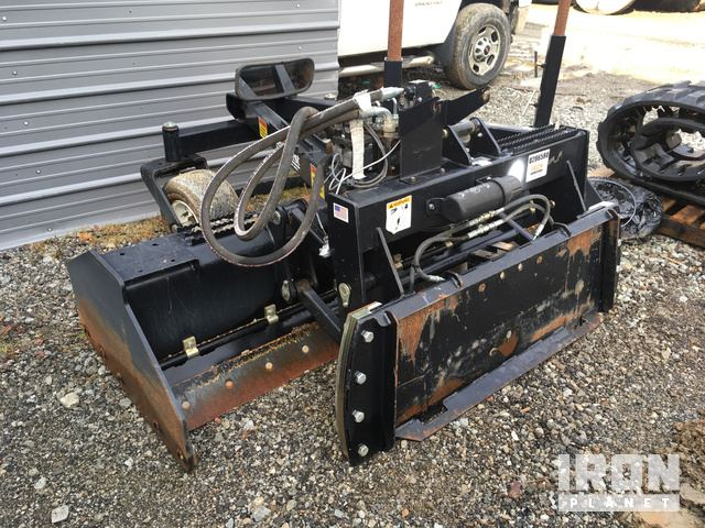 ATI PD84 Skid-Steer Laser Grading Box in West Mifflin