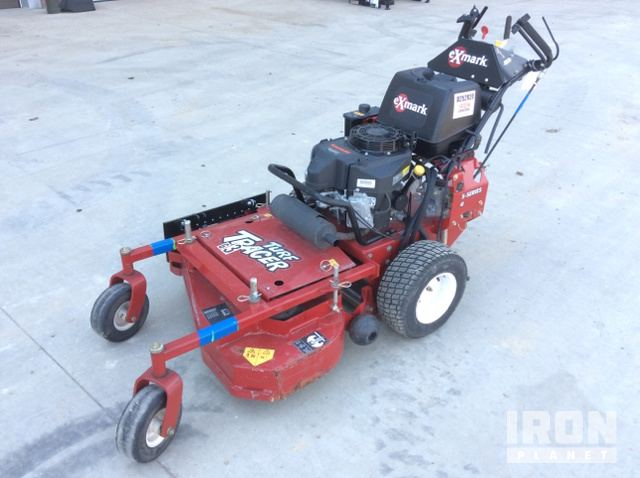 Exmark TTS481CKA36300 Mower in Indianapolis, Indiana, United States