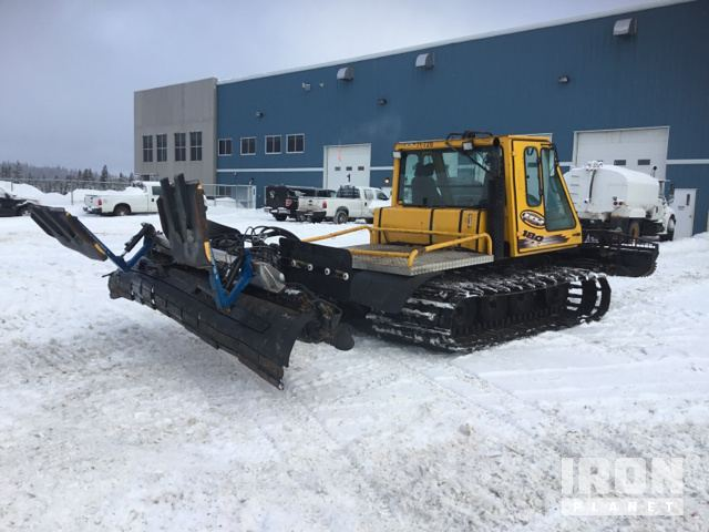 Bombardier BR-180 XC Snow Groomer in Corner Brook, Newfoundland and