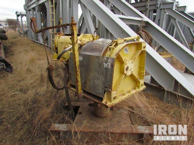 2 SKUL Air Hoists In Odessa Texas United States IronPlanet Item