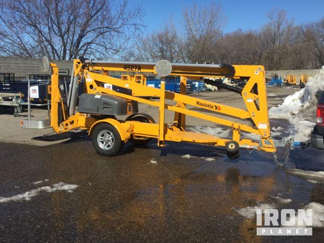 2016 Haulotte/Bil-Jax 4527A Towable Lift in Burnsville, Minnesota