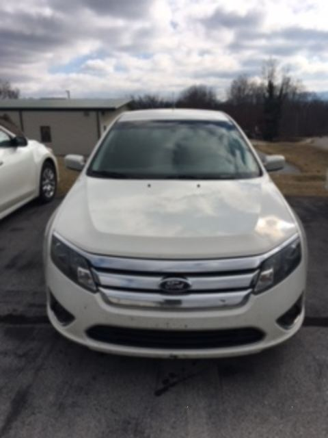 Ford Fusion Hybrid  Syt Location Johnson City Tennessee