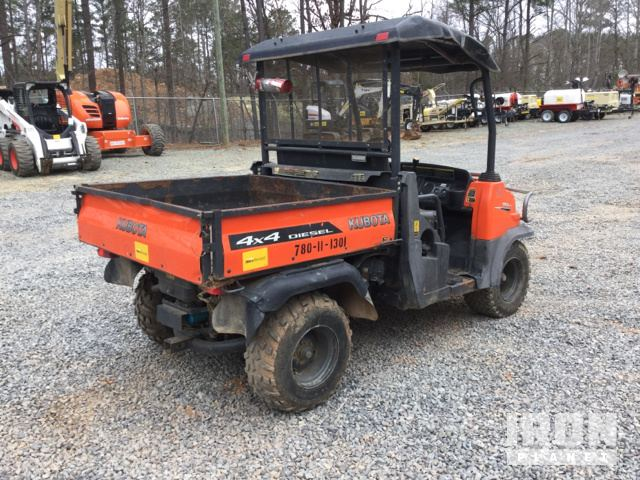 2012 Kubota RTV900 4x4 Utility Vehicle in Apex, North