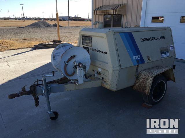Ingersoll Rand 100 CFM Air Compressor In Ness City Kansas