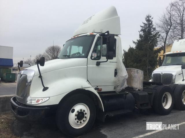 2006 International 8600 T/A Day Cab Truck Tractor in Allentown
