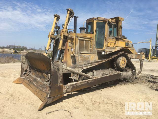 Cat D7H Series II Crawler Dozer in Fairfield, Texas, United States