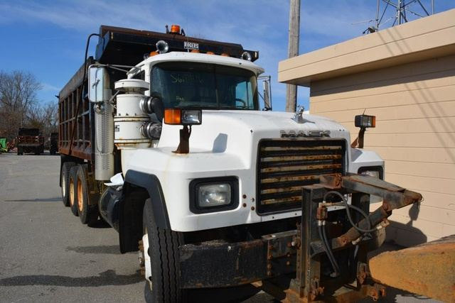 2000 Mack RD690S Tri Axle Dump Truck - 40100-S6MH16 in Jackson ... Mack Rd S Wiring Schematic on