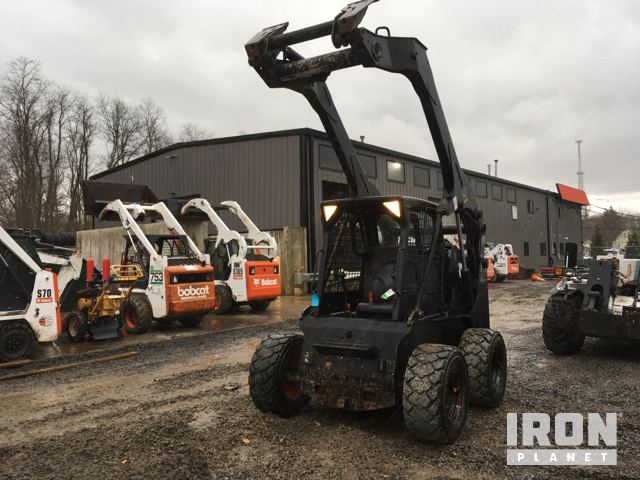 Bobcat S250 Skid-Steer Loader in Freehold, New Jersey, United States