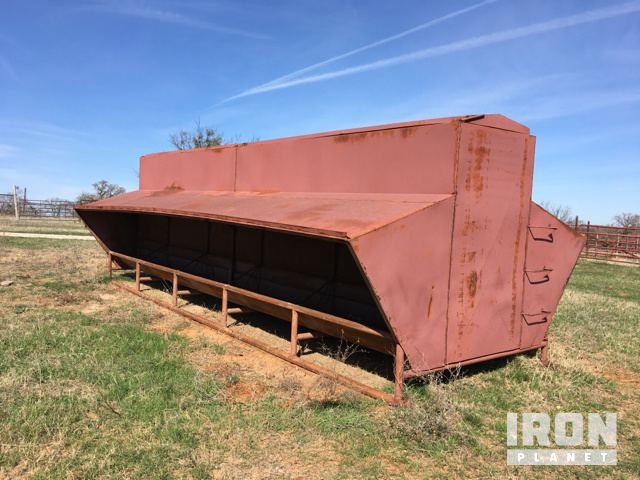 Stationary Creep Feeder In Stephenville, Texas, United States (IronPlanet  Item #1352569)