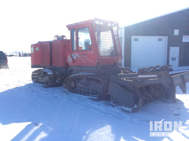 2009 (unverified) Lamtrac LTR 8400-Q Mulcher in Ardmore