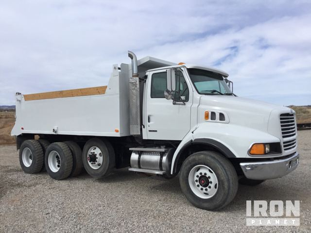 2000 Sterling Lt9500 Tri  A Dump Truck In Cedar City  Utah  United States  Ironplanet Item  1357104