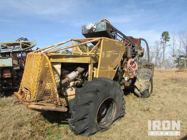 ARDCO Model K Pit Drill Buggy p/b DETROIT 4-53 E… in