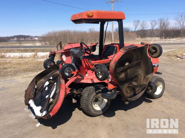 Jacobsen HR-5111 4WD Mower in Jackson, Wisconsin, United