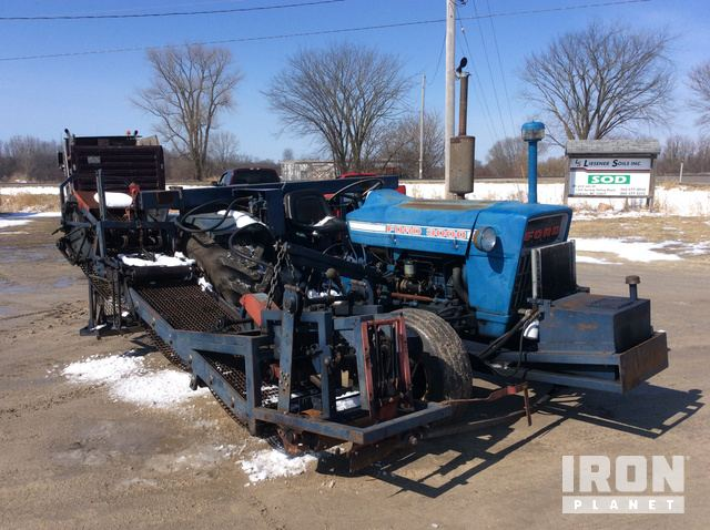 Ford 3000 2WD Tractor w/Sod Harvester in Jackson, Wisconsin