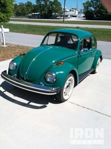 1974 Volkswagen Beetle Sedan in Lakewood Ranch, Florida, United