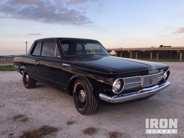 1965 Plymouth Valiant Sedan in Punta Gorda, Florida, United