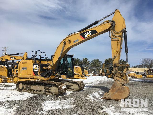 2014 cat 320el track excavator in state college pennsylvania rh ironplanet com Caterpillar 330B Caterpillar 330B