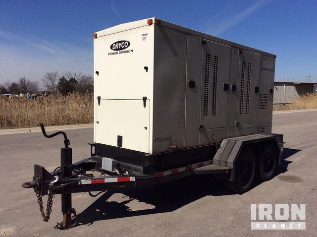 2009 Altorfer APS150 188 kVA Gen Set in Lemont, Illinois, United