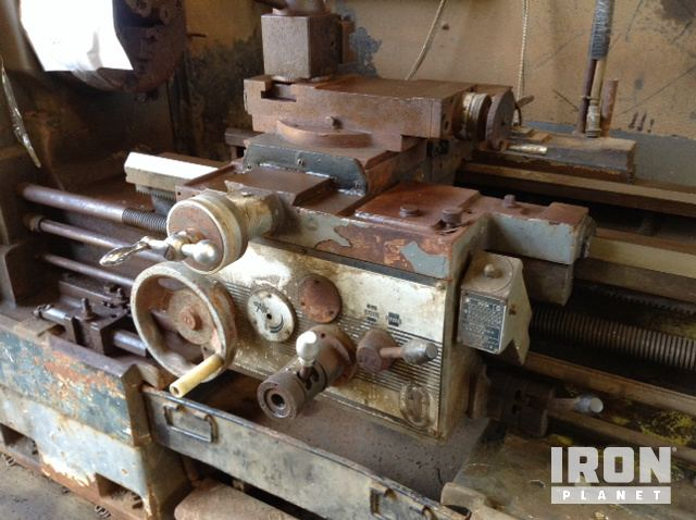 South Bend 550 Lathe in Eunice, Louisiana, United States