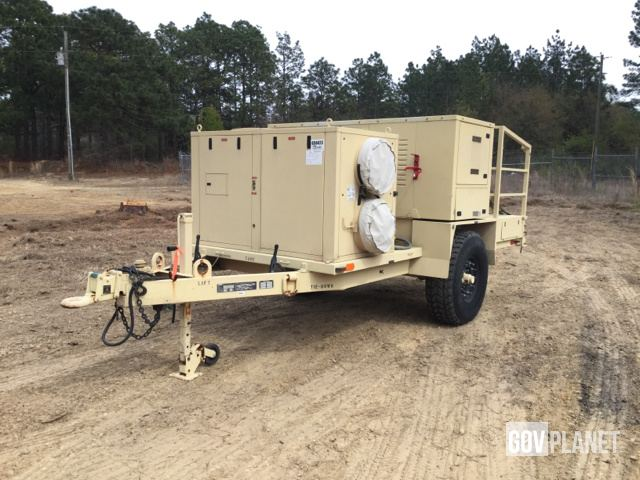 Surplus DHS Systems HP-2C/185 DRASH Shelter Transport