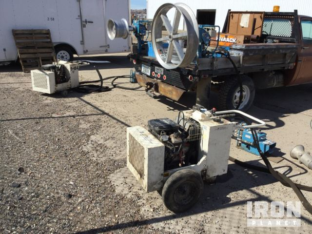 Lot of (2) Condux 1W FO Cable Pulling Systems in Great Falls