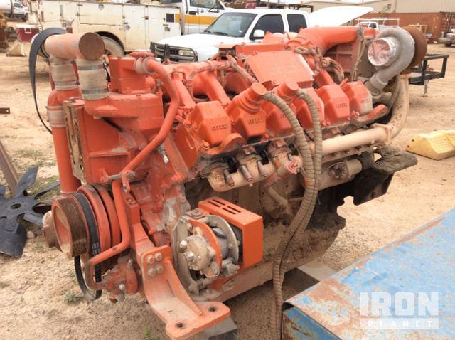 Detroit MTU 12V-2000 Engine in Burnet, Texas, United States