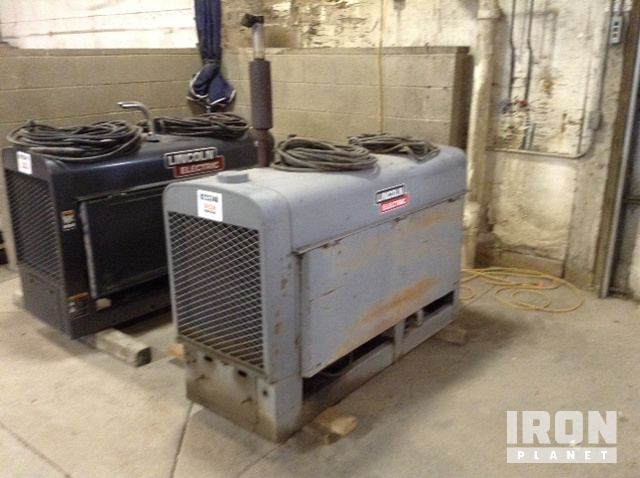 Lincoln Electric SA-200-F-163 Engine Driven Welder in Great
