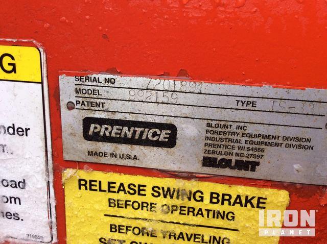 Prentice Telestik-33 Truck Mounted Boom in Wauconda